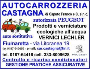 AUTOCCARROZZERIA CASTAGNA