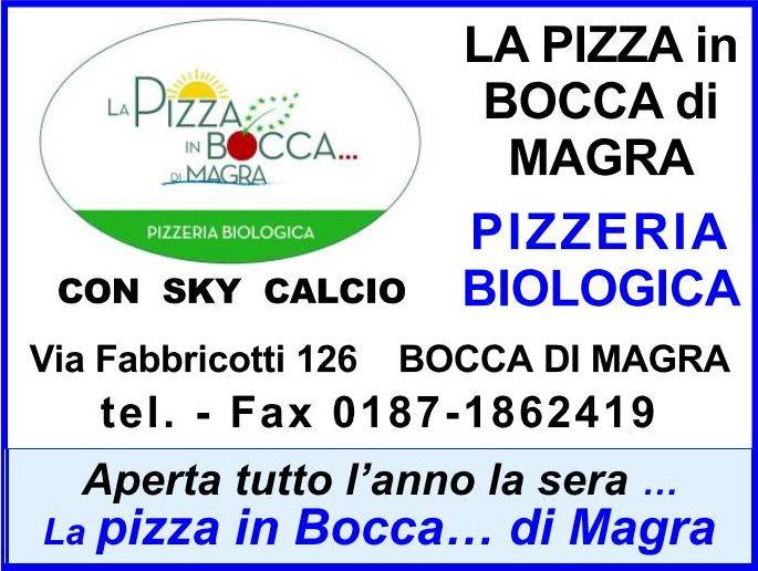 LA PIZZA IN BOCCA DI MAGRA