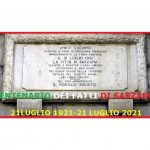 """100 anni fa: la """"Resistenza ante litteram"""" di Sarzana"""